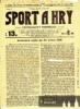 Časopis Sport a hry z 25.5.1908 - reportáž ze zápasu SK Hradec Králové - Crystal Palace je na druhé straně
