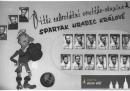Spartak Hradec Králové 1955 - Hemelík vpravo dole