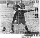 Jindra v časopise Kopaná - Hokej z května 1963