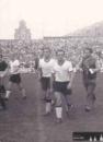 Sparta:Hradec 1:1- podzim 1961 - Pičman, Kománek a Buránský