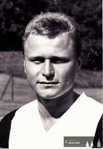 František Silbernágl - léto 1966